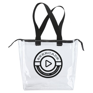The Pro Stadium Tote with Zipper
