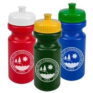 The Eco-Cyclist 22oz Sport Bottle