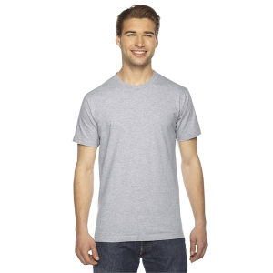American Apparel® Unisex Fine Jersey USA Made T-Shirt