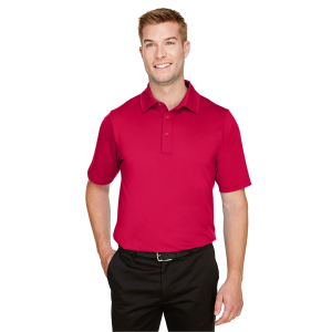 Devon & Jones CrownLux Performance™ Men's Range Flex Polo