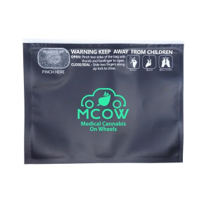 Safety, Smelly & Moisture Proof Bag
